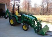 2004 John Deere 4310 w/ Loader,  Backhoe and more - $3, 400 US