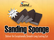 Sanding Sponge Block 150 Grit Fine