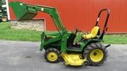 1999 John Deere 4x4 4100