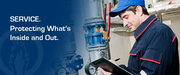 Industrial or Commercial Boiler,  HVAC & Burner Service & Repair:  ACSI