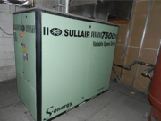 Sullair model 7509BAC compressor