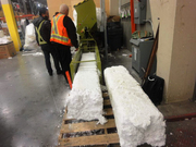 GREENMAX APOLO C200 compactor for styrofoam recycling
