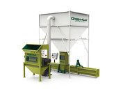 GREENMAX APOLO C300 compactor for styrofoam recycling