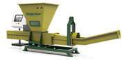 GREENMAX Poseidon C200 Helps Recycle PET Bott Dewatering And Compactor