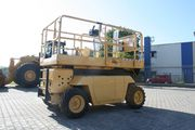 Sale Used Scissor Lift at Cleveland