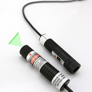Highly Precise Berlinlasers 50mW 532nm Green Laser Line Generator