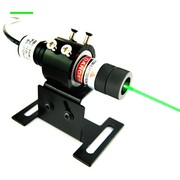Berlinlasers 5mW-100mW Green Line Laser Alignment